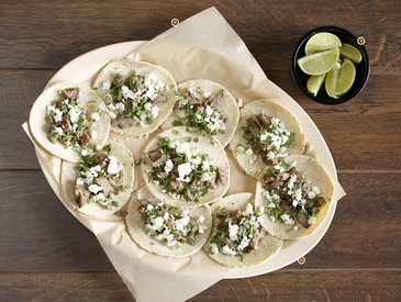 10. Creative Ways to Serve Tacos