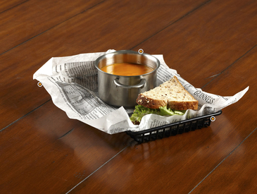 1. Creative Ways to Serve Entrée: Soup and Sandwich