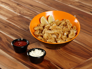 6. Creative Ways to Serve Appetizers: Calamari