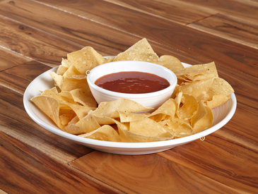 7. Creative Ways to Serve Appetizers: Chips and Salsa