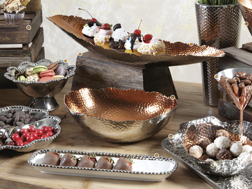 Pampa Bay™ Luxury Dessert Display