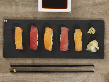 4. Creative Ways to Serve Sushi