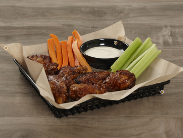 2. Creative Ways to Serve Wings