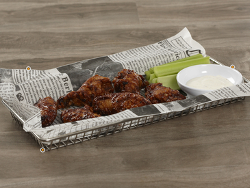 4. Creative Ways to Serve Wings