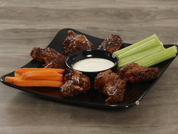 12. Creative Ways to Serve Wings