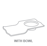 Plates:With Bowl