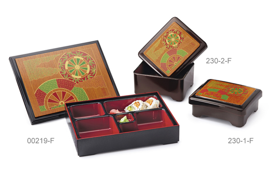 """6.5"""" x 5.5"""" Don Jyu Box with Cover"""