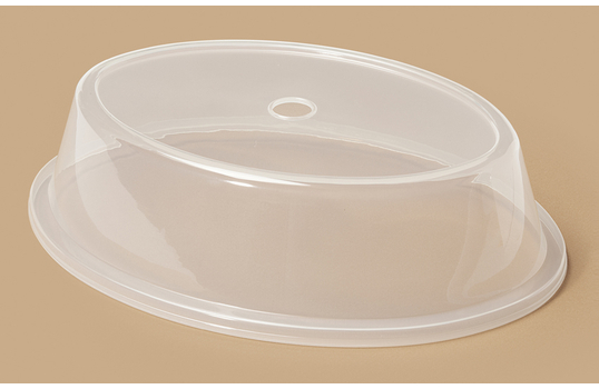 """Cover for 8"""" x 11.25"""" - 8.63"""" x 11.94"""" Oval Plate"""