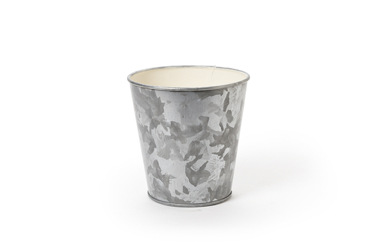 """4"""" Dia. Galvanized French Fry Cup"""