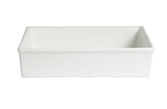 16.4 qt. Square Salad Bar Bowl, Classic Finish