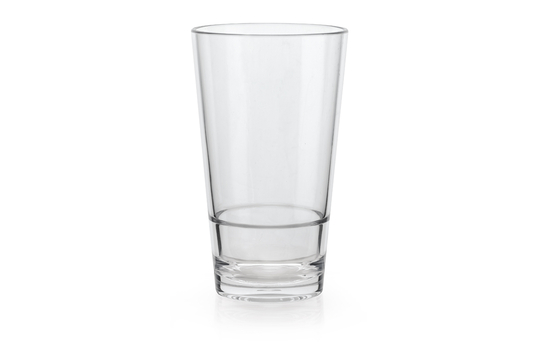 20 oz. Stackable Glass