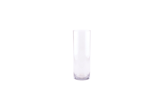 """17.75"""" Tall, Tabletop, Display, Accent Vase, 5.25"""" dia."""