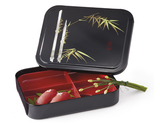 """10.75"""" x 8.25"""" Bento Box with Cover"""
