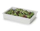 """1/2 Size Fit Perfect™ Stackable Food Pan 2.5"""" deep, 3.75 qt."""