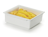 """1/6 Size Fit Perfect™ Stackable Food Pan, 2.5"""" deep, 1 qt."""
