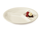 "10.25"" 3-Compartment Plate"