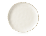 "9"" Irregular Round Coupe Plate"