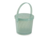 16 oz. Rim-Full, Polypropylene, Soup Reusable Container with Handle