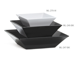 "1.6 qt., 8"" Square Bowl"