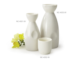 6 oz. Porcelain Sake Bottle