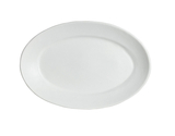25.3 oz. S Oval Platter, Classic Finish