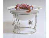 """8.5"""" Wire Stand for Bowl Display"""